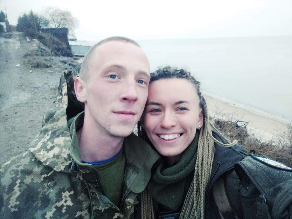 Николай Сорочук с девушкой