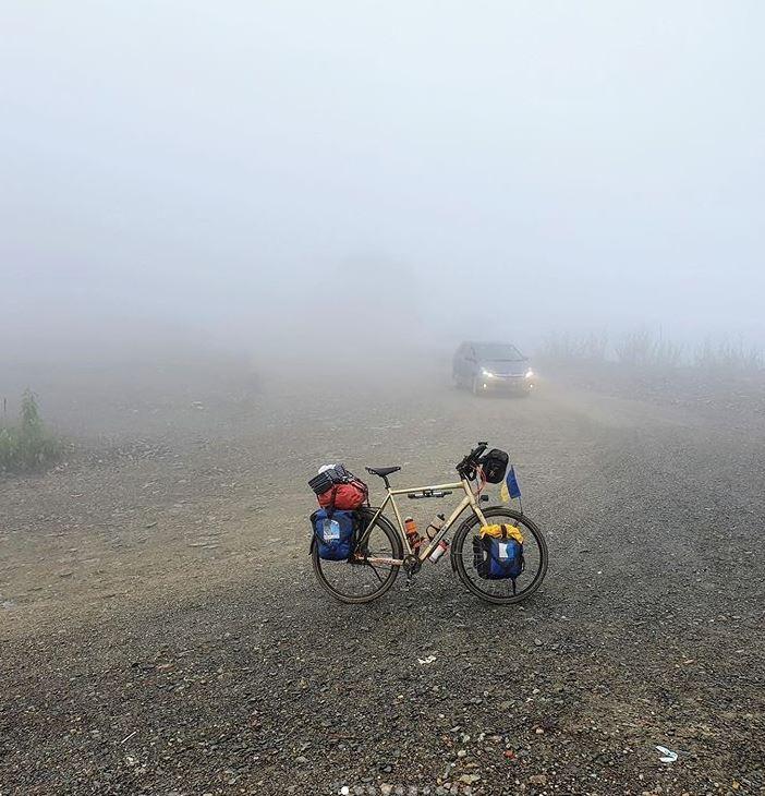 Одесит підкорив дорогу смерті в Болівії