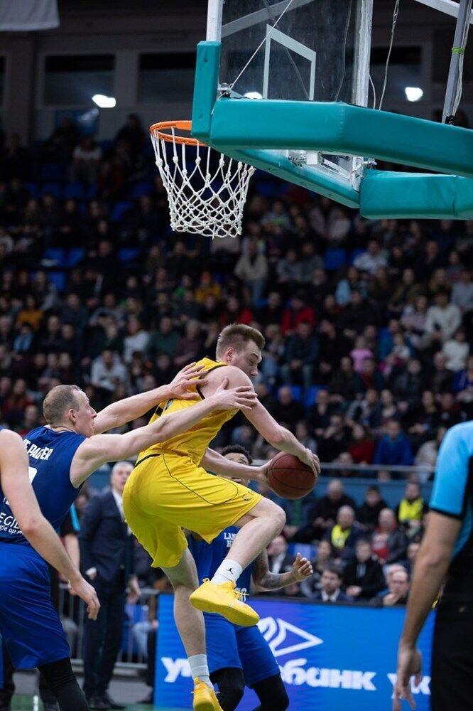 Київ-Баскет - Зволле