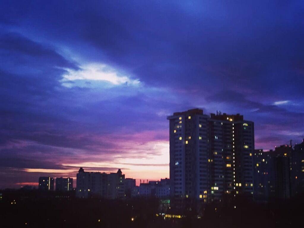 Сеть покорили фото фантастического заката в Одессе
