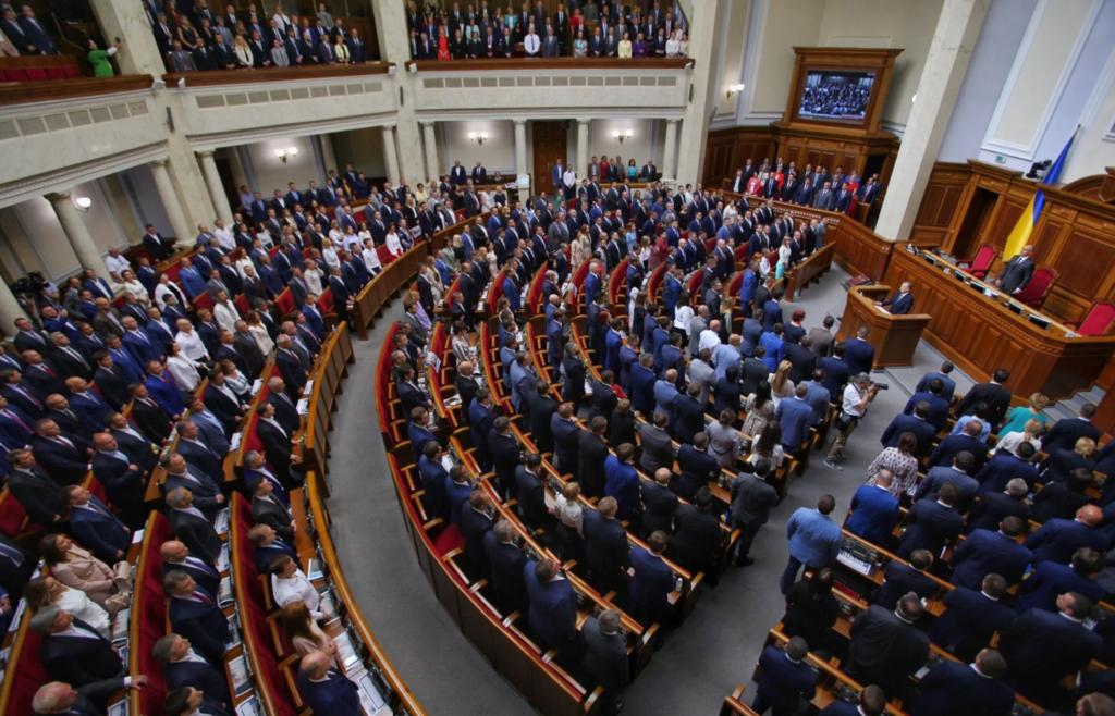 """Закон """"О медиа"""" скоро внесут в Раду"""