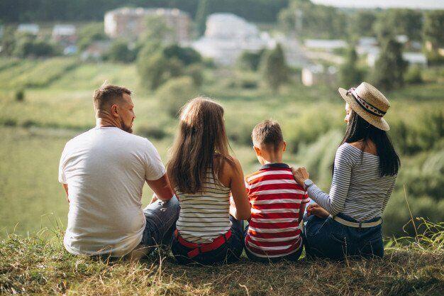 Большая семья - это здорово