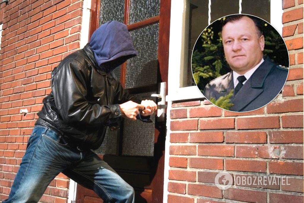 Бандиты вломились в дом семьи Степана Данькевича