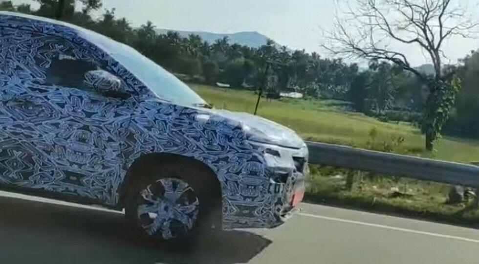 Renault HBC SUV