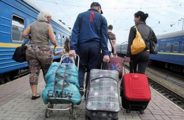 Многие уезжают на заработки в Европу