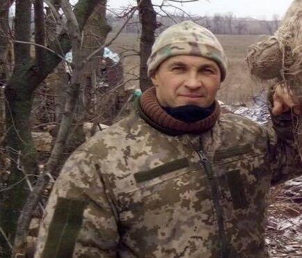 Погибший боец 72-й отдельной механизированной бригады Александр Слободанюк