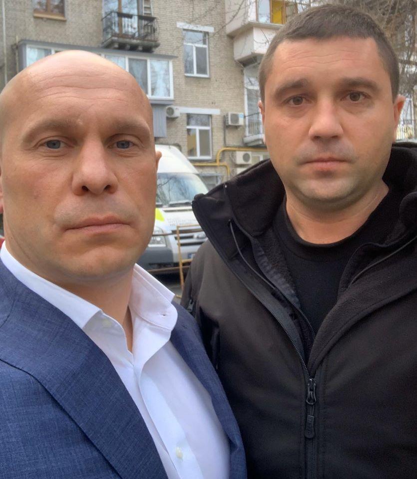 Илья Кива показал своего водителя