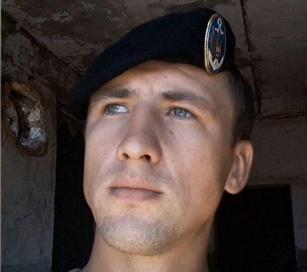 Погибший боец 72-й отдельной механизированной бригады Валерий Закусило
