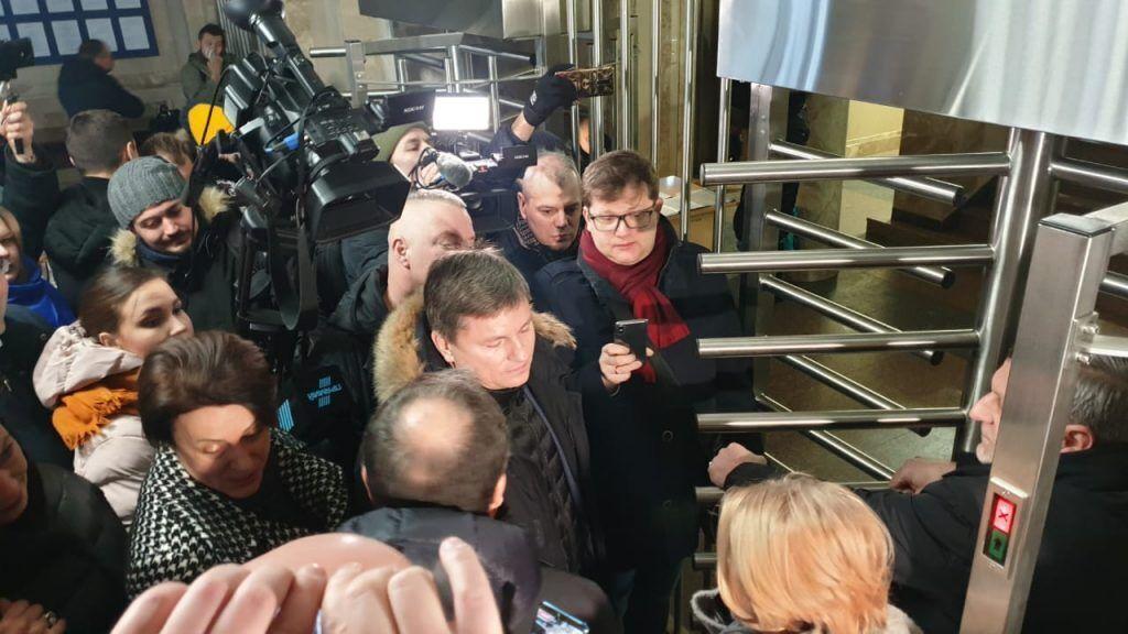 """""""ЄС"""" прийшла до ДБР через призначення адвоката Януковича та плівки Труби"""