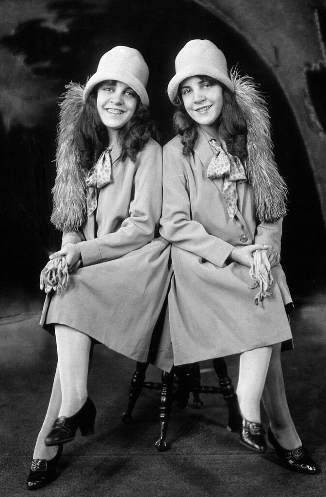 Дейзи и Виолетта Хилтон