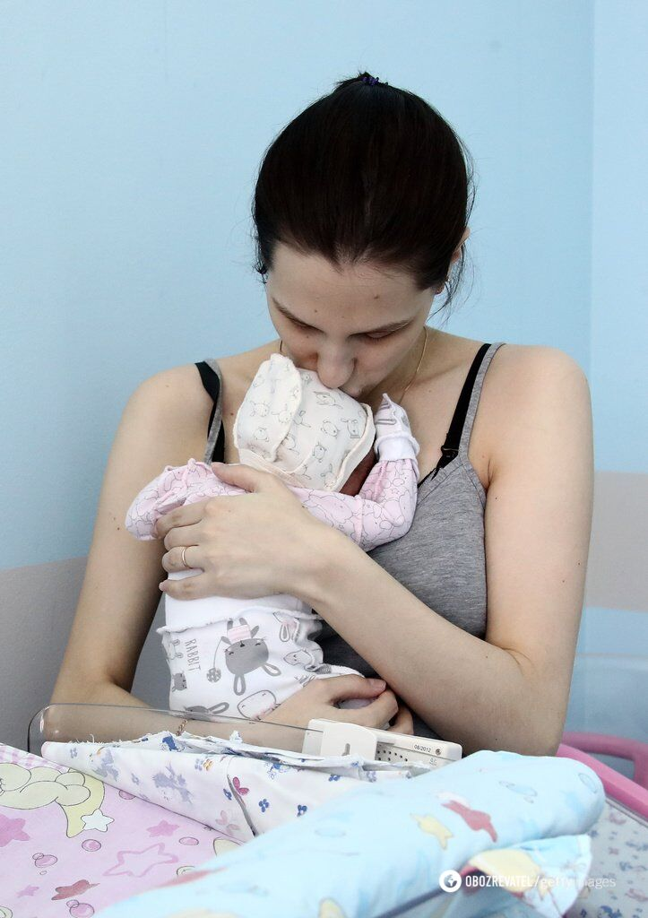 Навіть у Німеччині стали народжувати менше