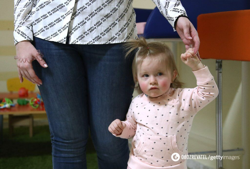 Українки бояться народжувати другу дитину