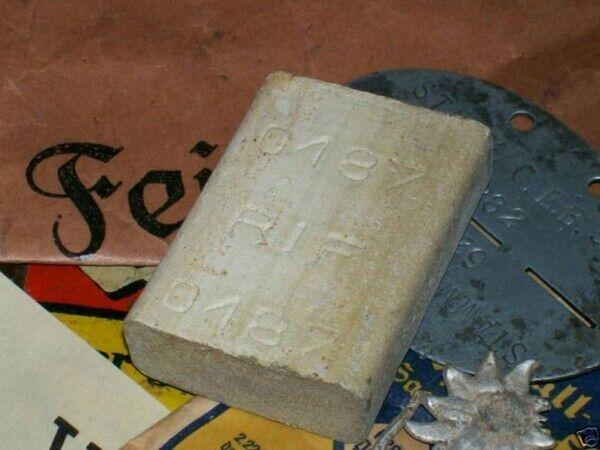 Немецкое мыло с клеймом RIF