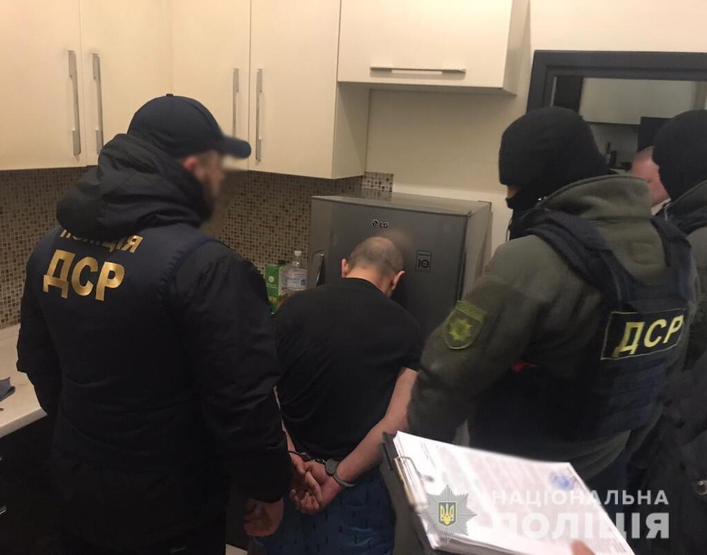 В Одессе накрыли банду клофелинщиков