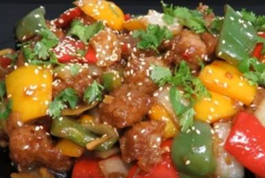 Рецепт дуже смачної страви на Китайський Новий рік 2020