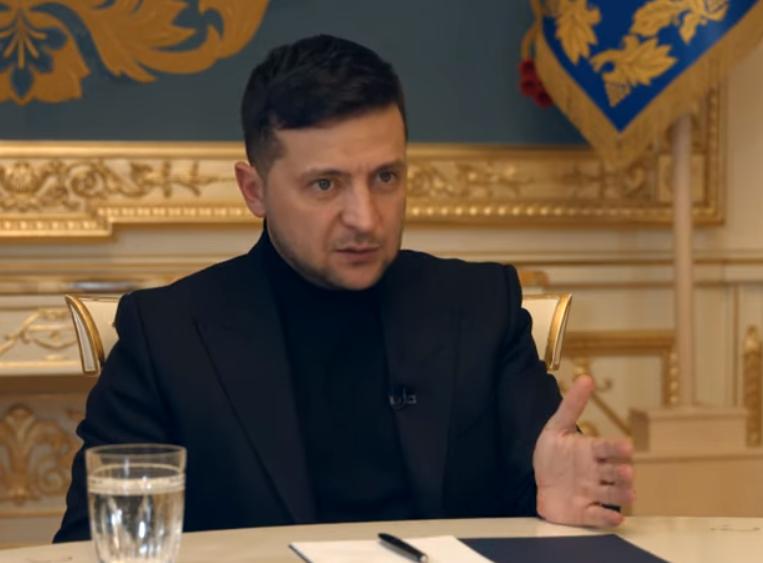 Зеленський розповів про діалог із Росією