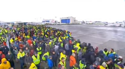 В США провели испытательный полет новейшего Boeing 777X