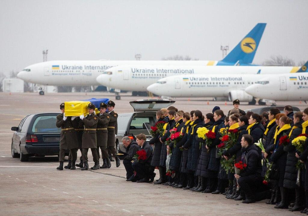 Тела погибших в Иране украинцев вернули домой