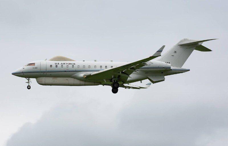 Bombardier E-11
