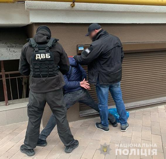 """У Києві спіймали терориста """"ДНР"""", який стріляв у поліцейських"""