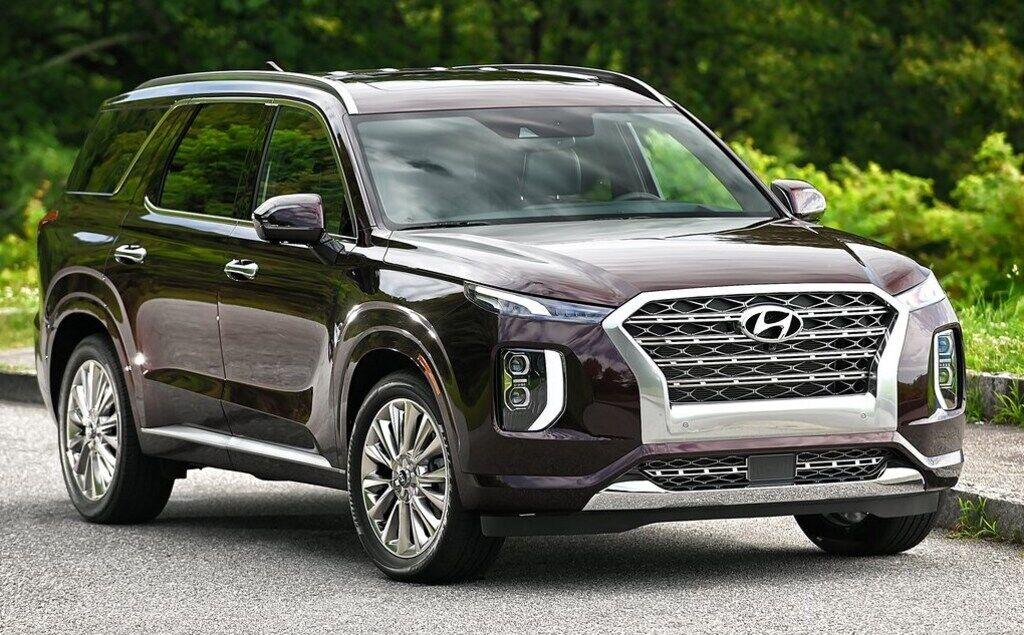 Hyundai Palisade – найбільший кросовер бренду