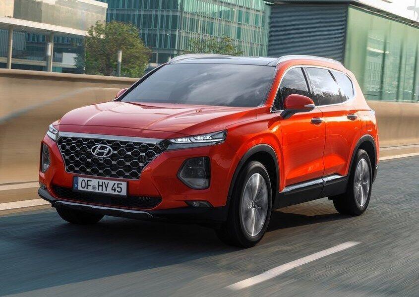 Актуальний Hyundai Santa Fe з'явився два роки тому