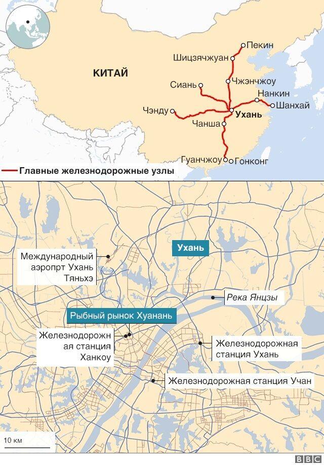 В Одессе усилят меры безопасности из-за китайского коронавируса