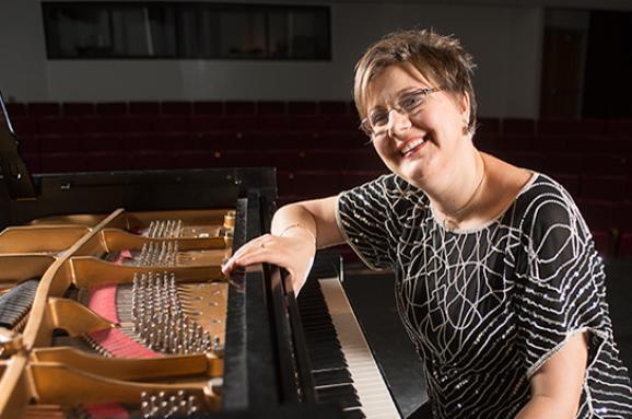 """Українська піаністка виграла """"Греммі-2020"""""""