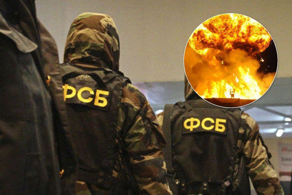 ФСБ мерещатся украинские диверсанты: что произошло