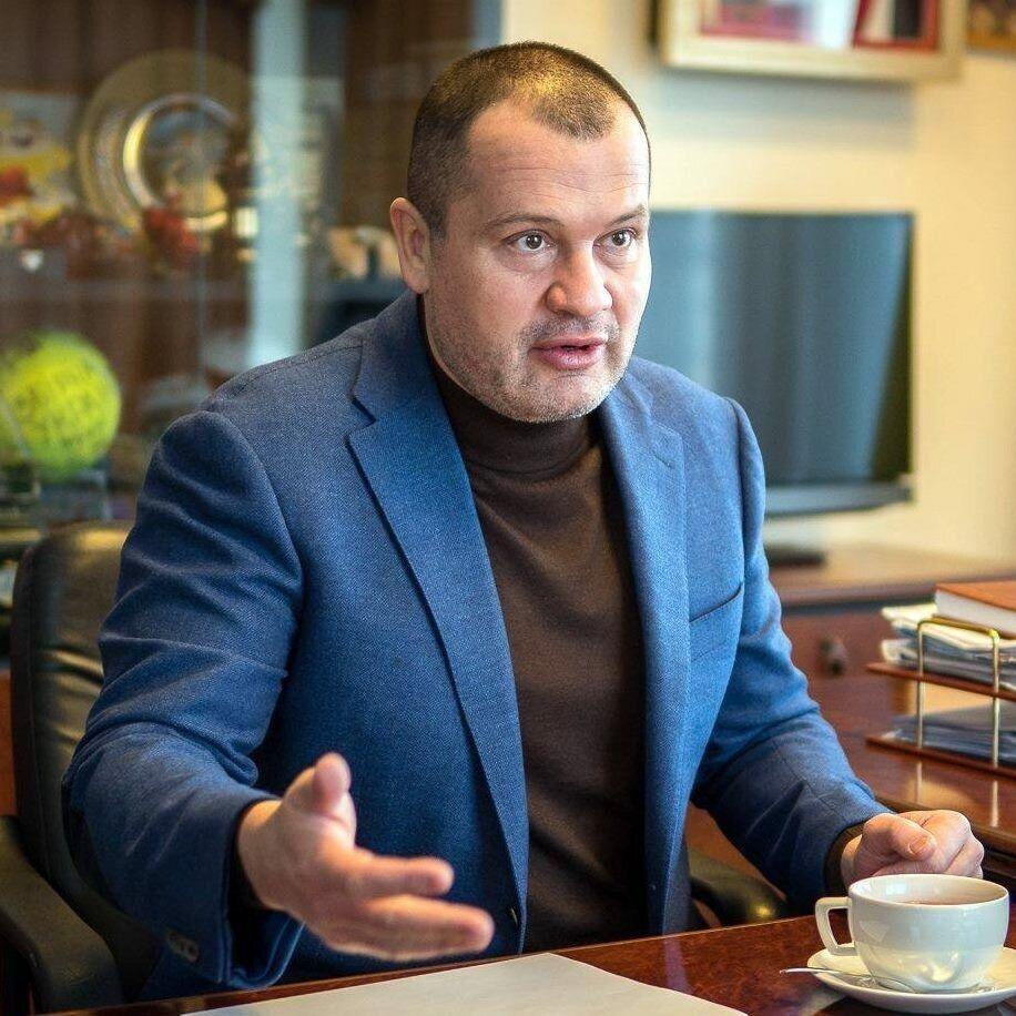 """Палатний пригрозив Киві відповідальністю за """"потоки вигаданого бруду"""""""
