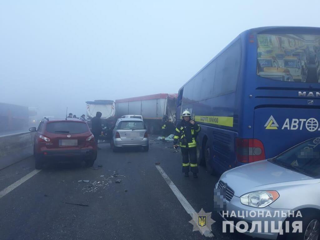 Смертельное ДТП на Одесщине: стало известно о состоянии пострадавших