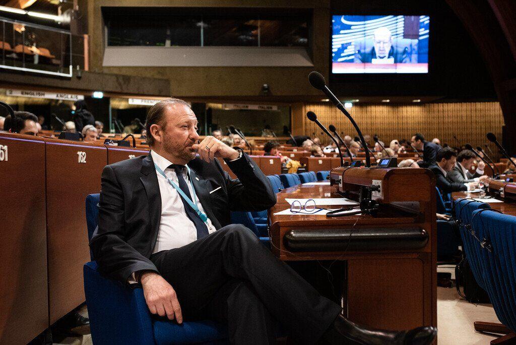 Новим президентом ПАРЄ став бельгійський сенатор Рік Демс