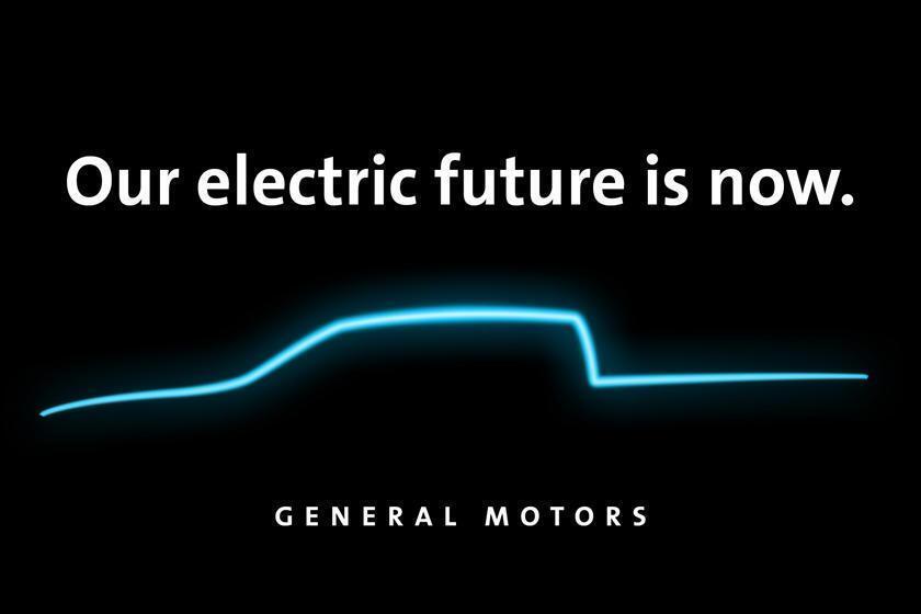 Тизер нового електромобіля General Motors