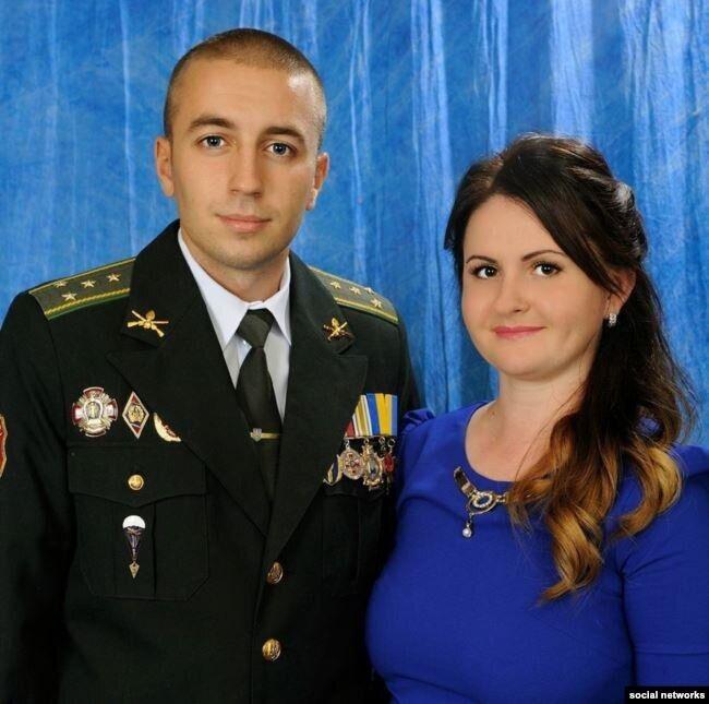 Андрій Кизило отримав звання капітана в 23 роки
