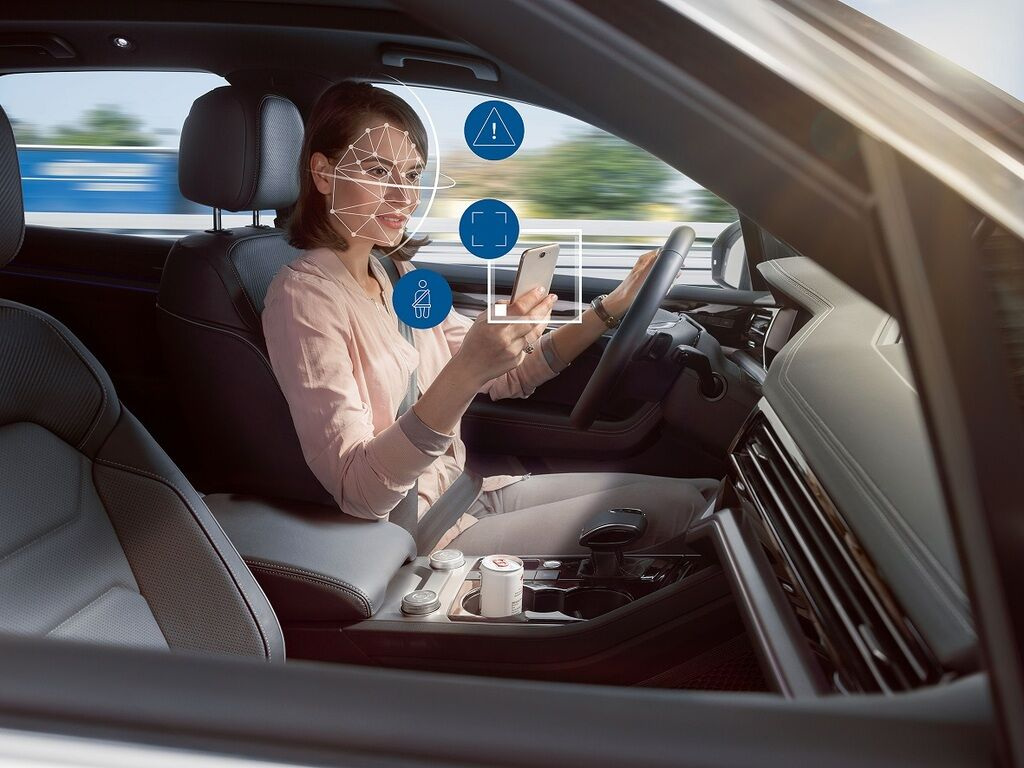 Тенології контролю за стан водія допоможуть знизити ризик ДТП