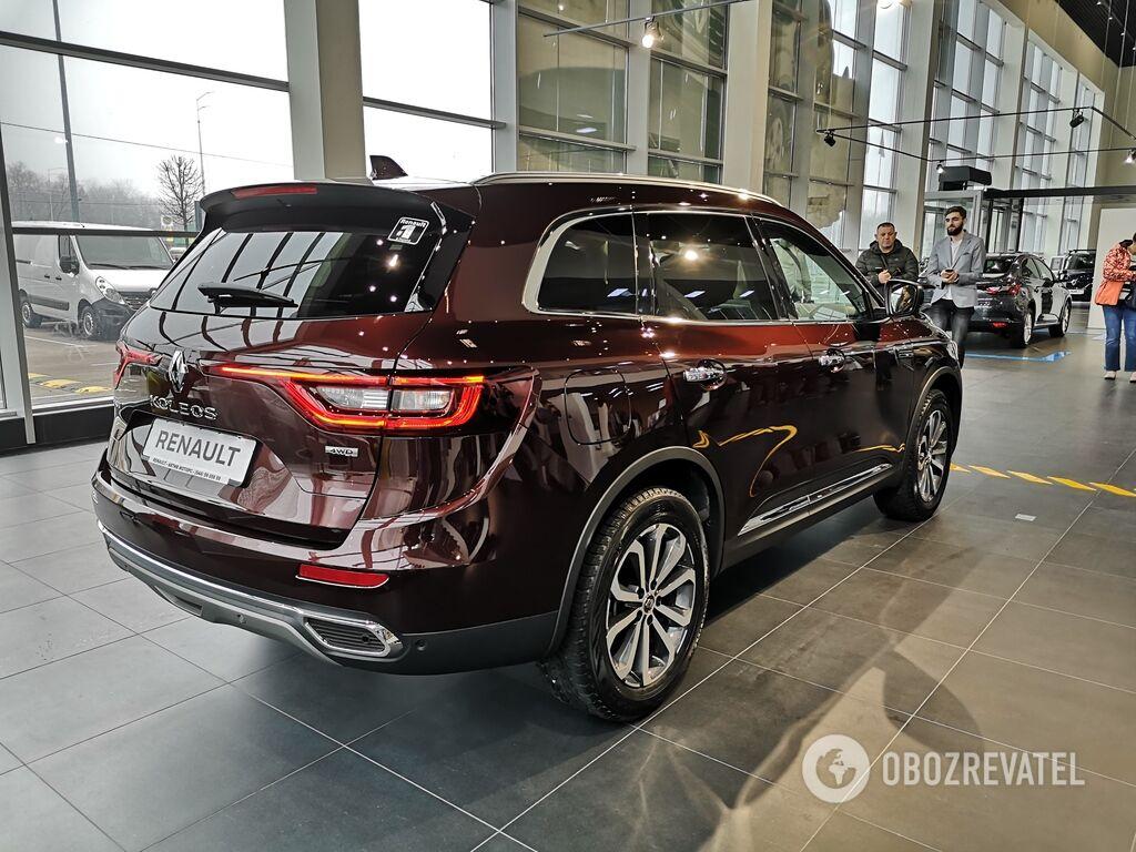 Renault Koleos 2021