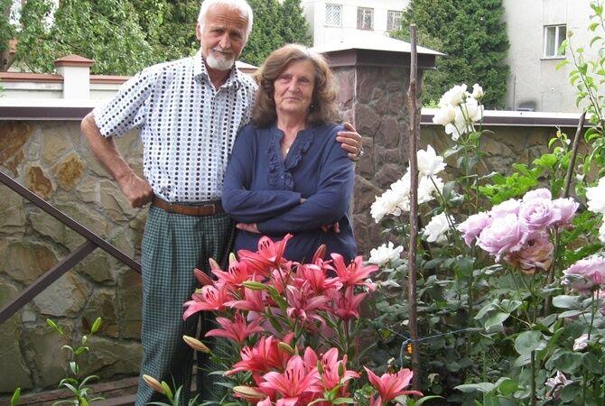 Батьки Кузьми Скрябіна