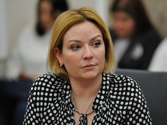 Міністерка культури РФ Ольга Любимова