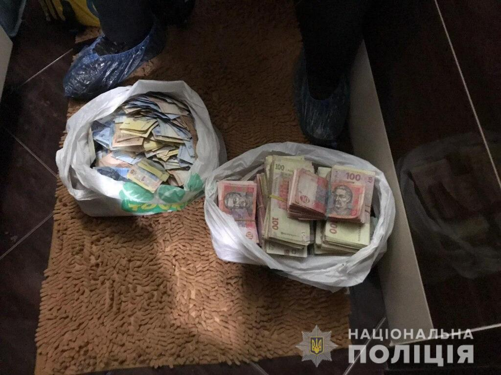 В Одессе устроили вооруженный налет на инкассаторов