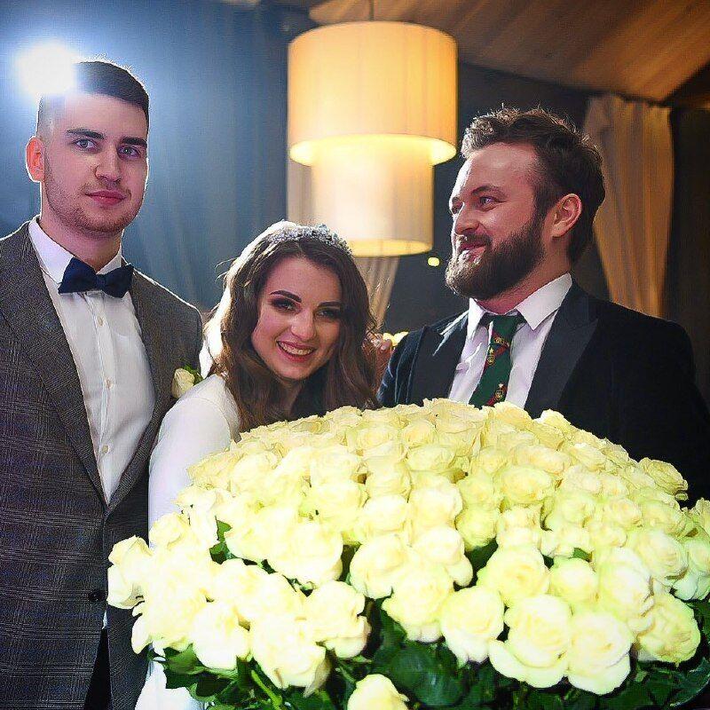 Весілля Марії-Барбари Кузьменко