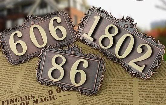 Нужно сложить все цифры номера квартиры, пока не получите число от 1 до 9