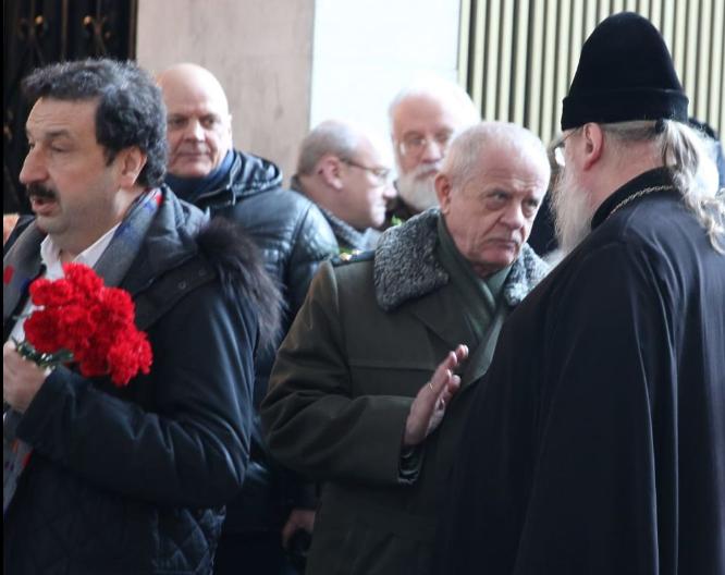 У Москві пройшли похорони Чапліна