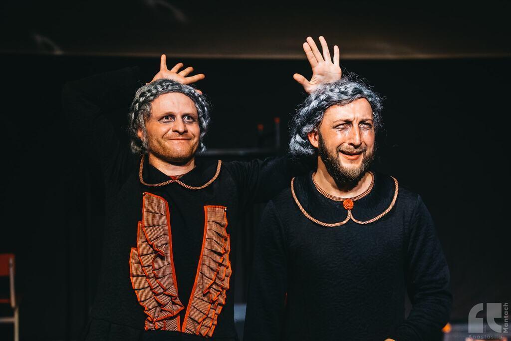Театр драмы и комедии на левом берегу: что посмотреть в январе
