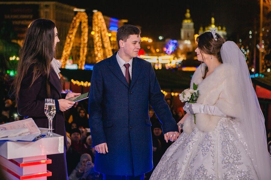 Звільнений з полону одеський моряк Андрій Ейдер одружився на 17-річній дівчині