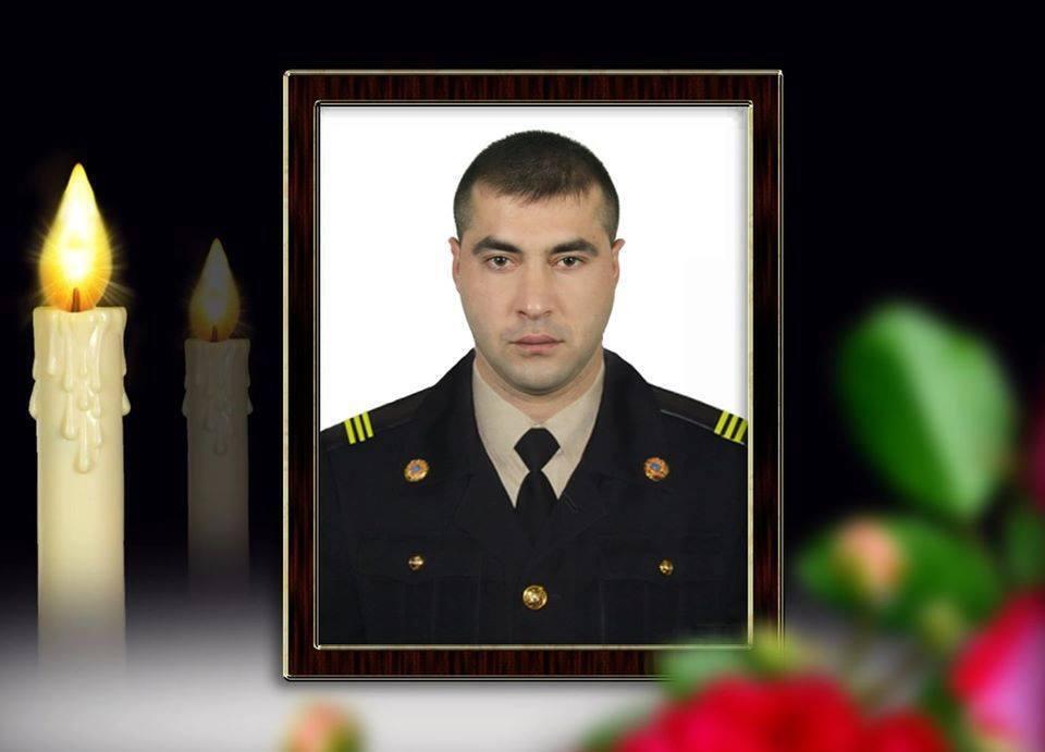 На Киевщине в ДТП погиб молодой столичный спасатель