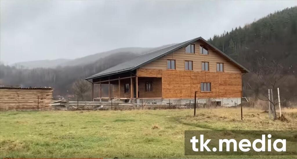 Будинок, який імовірно належить Михайлу Гаврилюку