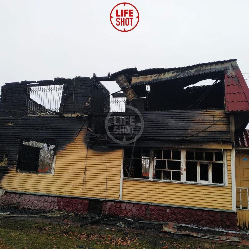Пожежа в Борисівці