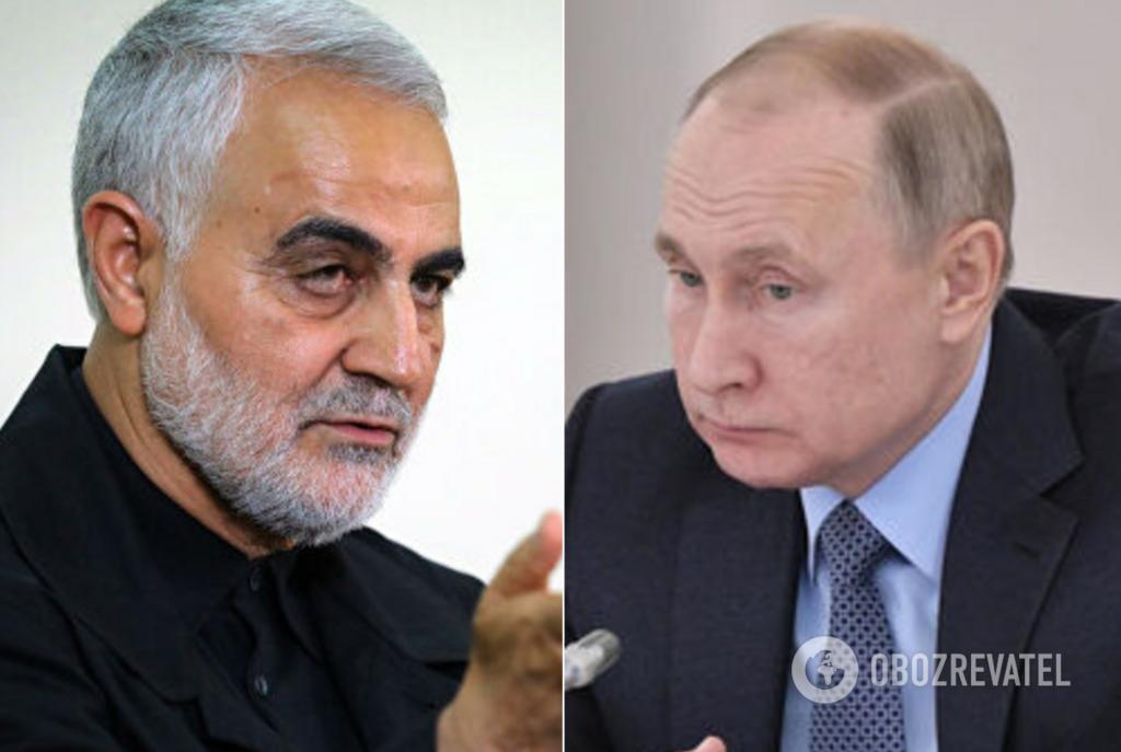 """""""Загрожує велика війна"""": до чого призведе ракетний удар США по Іраку й убивство генерала-друга Путіна"""