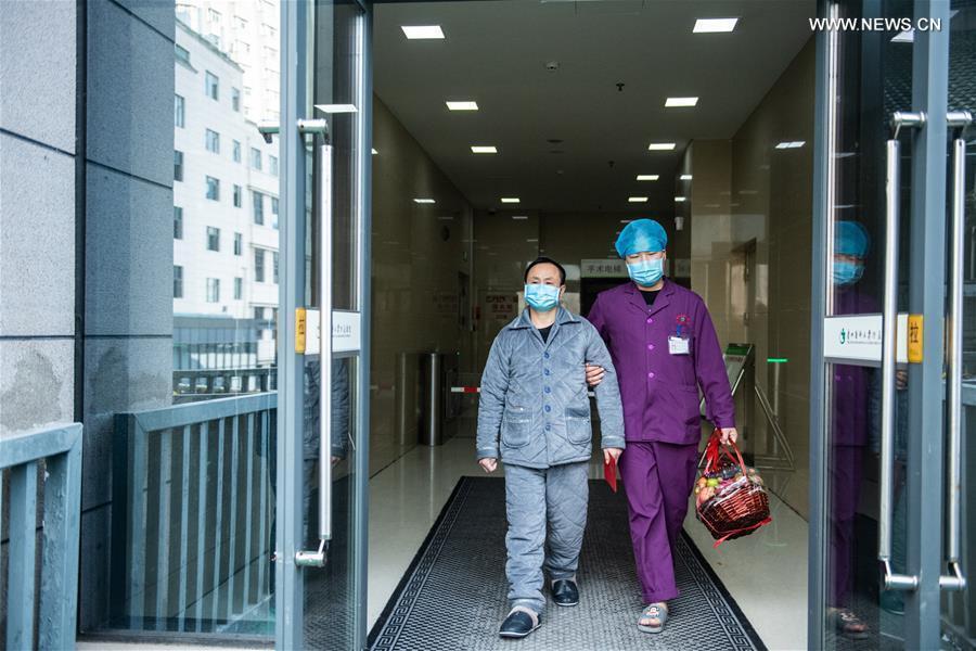 У провінції Гуйчжоу виліковано першого пацієнта з вірусною пневмонією