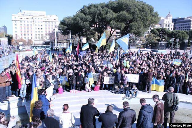 Протесты против Хрипунова